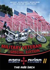 FanSource Sheree J. Wilson Easy Rider The Ride Back Military Veterans Special Edition