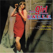FanSource Stefanie Powers The Girl From U.N.C.L.E. Soundtrack